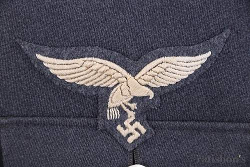 Luftwaffe Feldwebel's Tunic