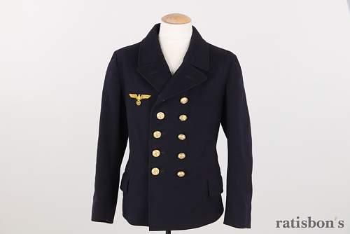 Kriegsmarine Tunic