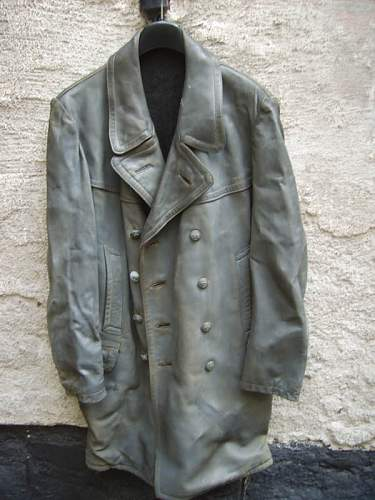 Is this a german ww2 coats?