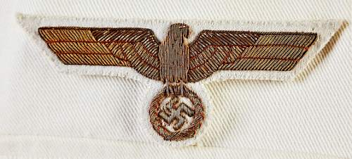 Heer and Luftwaffe General officer uniforms and insignia