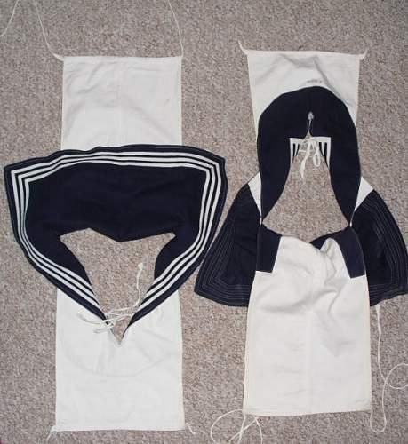 2 KM uniform parts?