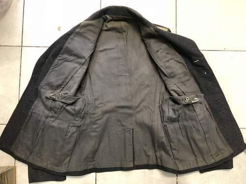 MY luftwaffe M35 tunic
