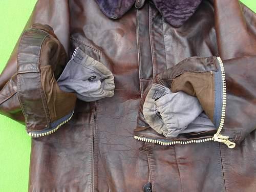 Luftwaffe 'Reichsverteidigung' jacket