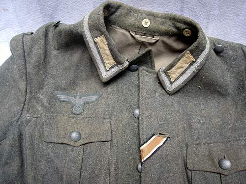 Tunic for comments