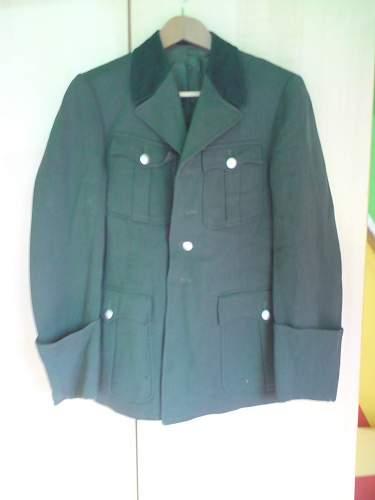 WW2 German army jacket?
