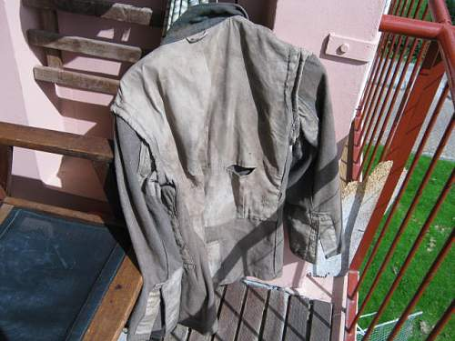 Heer M36 jacke: Is this the real thing?