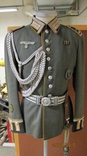 Heer Waffenrock: value?