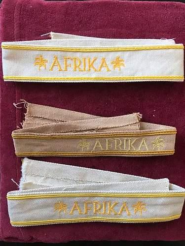 Afrika Band original?