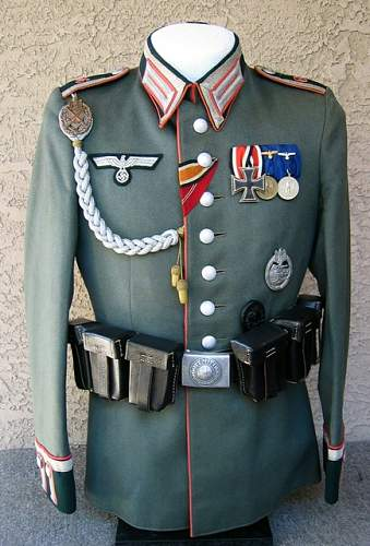 My second favorite Herr Waffenrock!