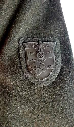 Infantry Officer Tunic genuine?