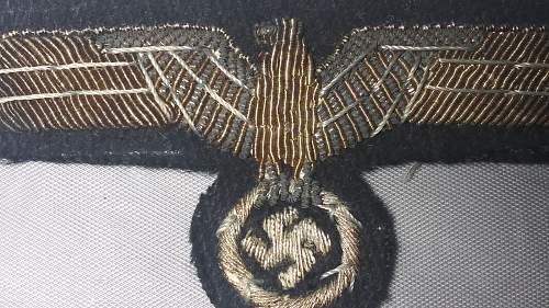 German Breast Eagle Bullion ?