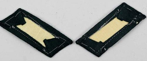 Panzer collar tabs for review