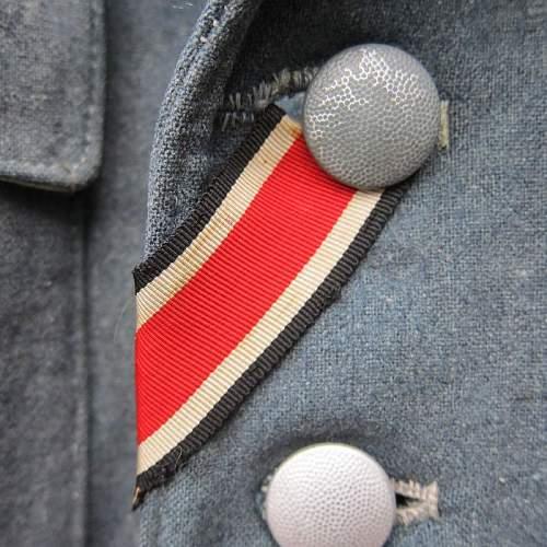 Luftwaffe tunic good or fake?
