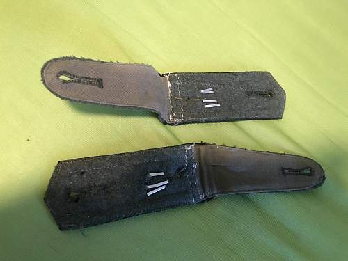 Unknown shoulderparts from ww2?
