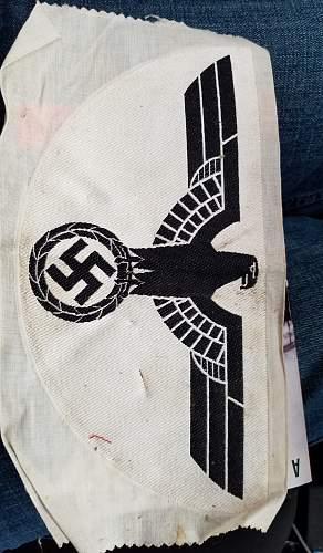 Heer sports shirt insignia