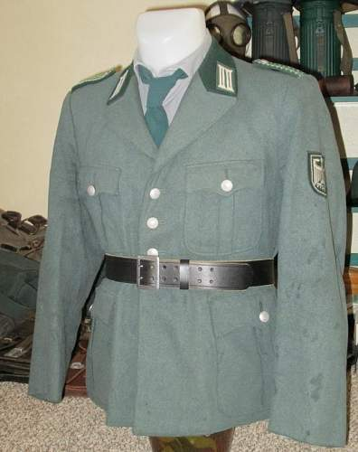 Heer uniform