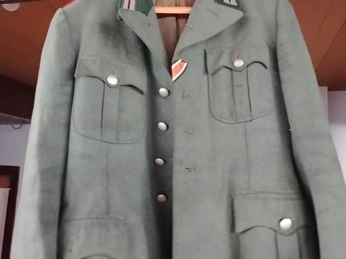 Heer uniform