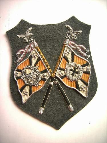 Luftwaffe  Flagholder