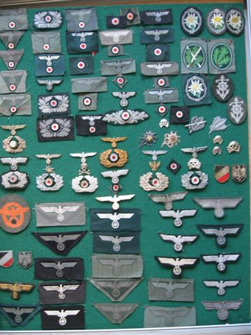 A Few Army Insignias