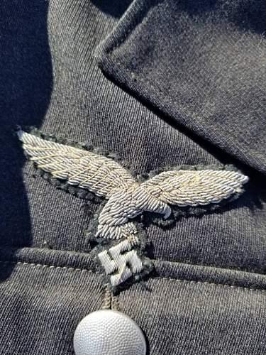 Luftwaffe Major's tunic
