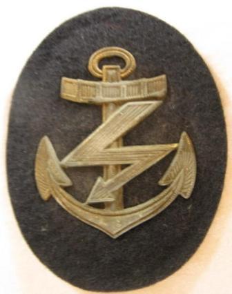 Kriegsmarine Trade Patches