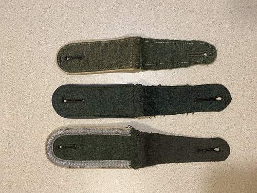 Shoulder Straps for Review