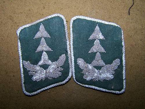 Luftwaffe administration ang Ingeneering tabs