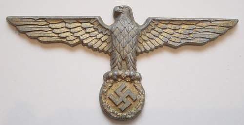 German eagle #3 - what do you think?