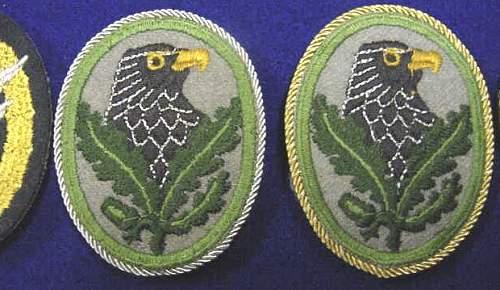 Sniper insignia