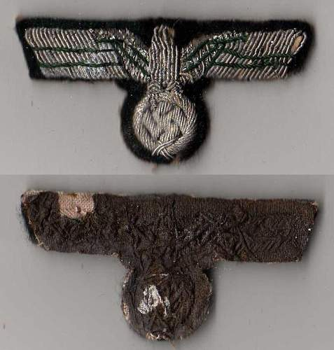 Click image for larger version.  Name:officers bullion cap eagle.jpg Views:101 Size:158.3 KB ID:147692