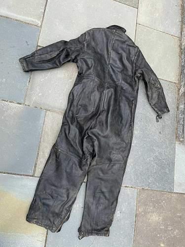 Luftwaffe flight suit