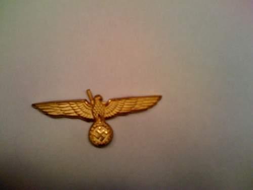 my visor eagle