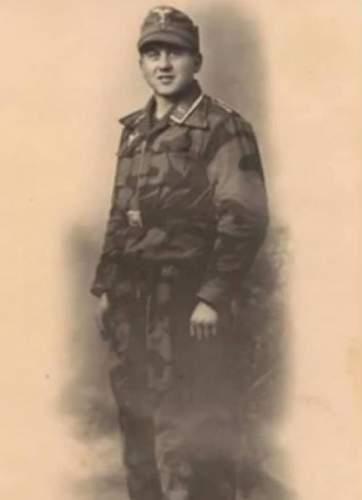 Reproduction of Fallschirmjäger camouflage suit?