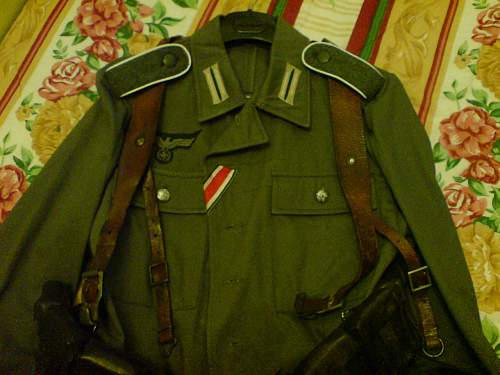 Help with this Heer tunic.