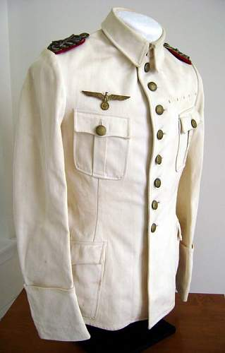 Field marshal tunic