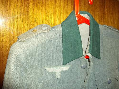 What is this uniform?