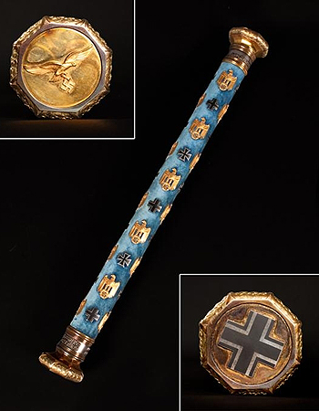 Field Marshal Baton of Kesselring sold at auction today