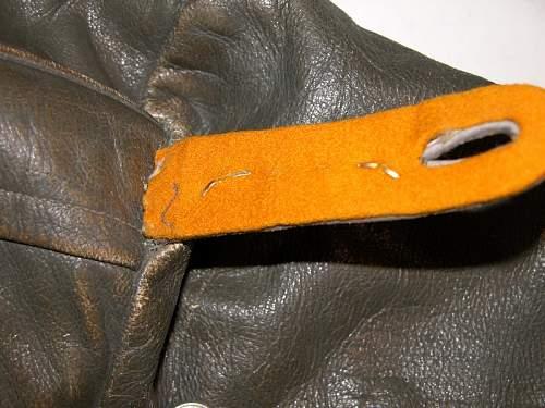 Leather Overcoat Rank ???