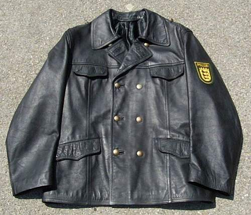 Could you identify this leather jacket please ?