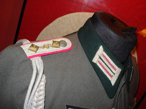 GJ Officers Tunic ...