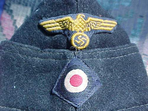 Info and value on naval cap