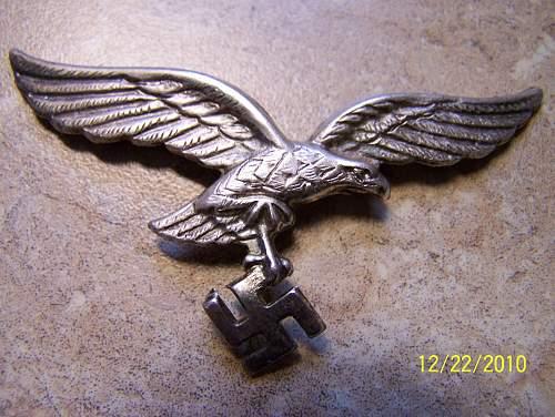 German Eagle pins