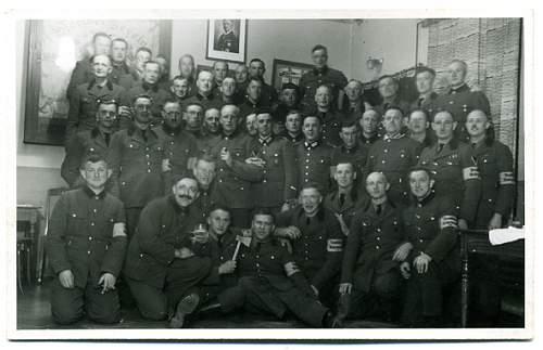 Deutsche Wehrmacht armbands
