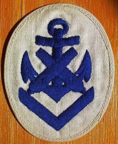 Click image for larger version.  Name:75) Sr Ordnance NCO Career badge.jpg Views:38 Size:173.6 KB ID:172047