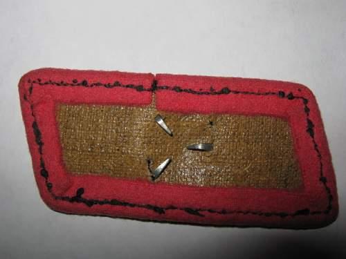Panzer Collar Tab help