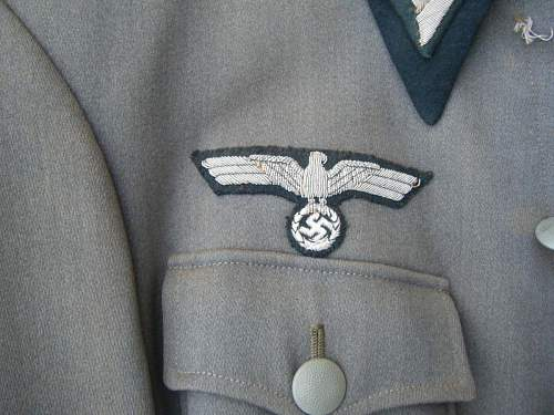 on German tunic!!!!