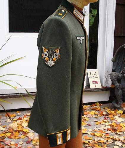 Click image for larger version.  Name:tunic with my bearers patch.jpg Views:80 Size:147.2 KB ID:176181