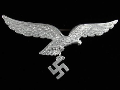 Luftwaffe summer tunic eagle,,,good or bad