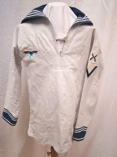 opinions about Kriegsmarine tunic