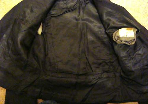 Can anyone tell me what this jacket is?